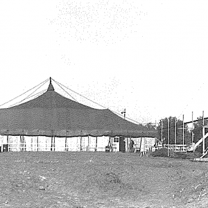 Hanford church tent
