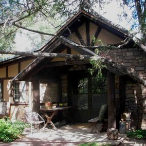 The Oppenheimer House at Los Alamos