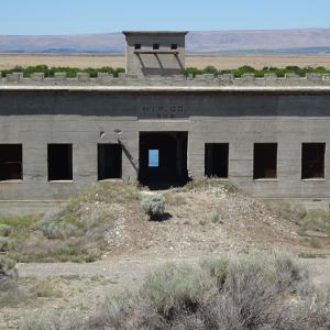 The Allard Pump House at Hanford