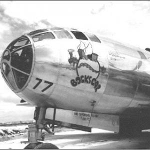 Bockscar Airplane