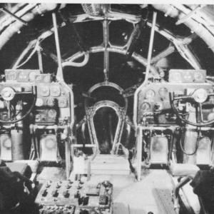 Cockpit of Bockscar