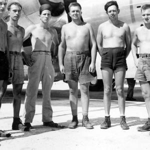 The Enola Gay Ground Crew
