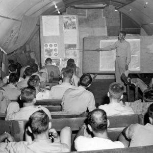 Mission briefing
