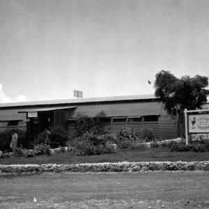 The Tinian Tavern and Post Exchange